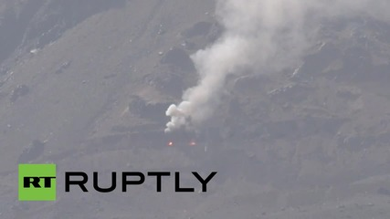 Yemen: Eight reportedly dead as airstrikes target arms depot outside Sanaa