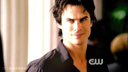 Damon & Elena [ Please don`t go ]