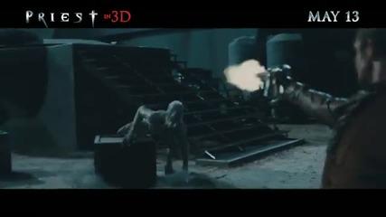 Priest in 3d Trailer