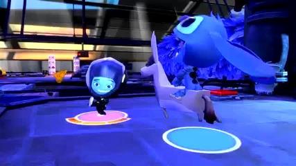 E3 2011: Disney Universe - Nutzoid Trailer