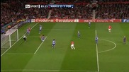 Манчестър Юнайтед 2 - 2 Порто Тевес Гол *hq*
