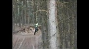 Motocross Nunspeet 1999 - motorcross honda cr125