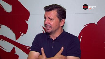 Остава ли Крушчич в ЦСКА - мнението му