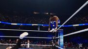 The Street Profits vs. The Usos – SmackDown Tag Team Championship Street Fight Match: SmackDown, Oct. 15, 2021