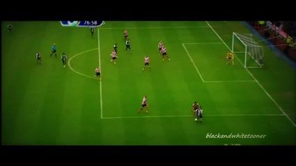 Hatem Ben Arfa vs Sunderland 04.03.2012