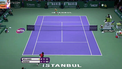 Serena Williams vs Angelique Kerber 2012 Istanbul Year-end Championship Rr Highlights 1080p
