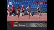 Ивет Лалова - европейска шампионка в спринта на 100м