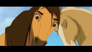 Спирит - Бг Аудио - 1/6 Wide Screen Edition # Spirit: Stallion of the Cimarron (2002) Dreamworks hd