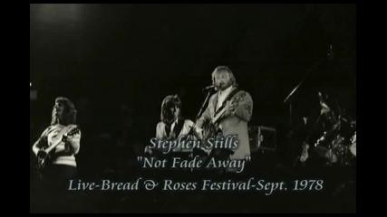 Stephen Stills - Not Fade Away (1978)