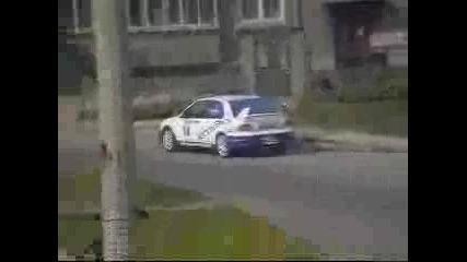 Рали Русе 2006г.