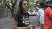 Природозащитници окупираха входа на РДНСК в Пловдив