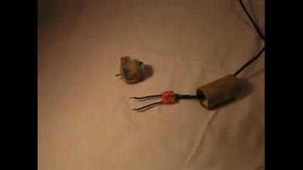 Как да си направим вентилатор от Dvd-диск