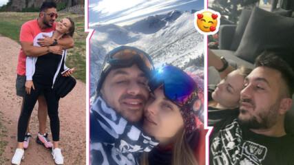 """Константин и Надя очароваха всички в мрежата: """"С любов на върха"""""""