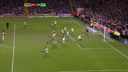 Bradford - Aston Villa 3:1 (08.01.2013) League Cup