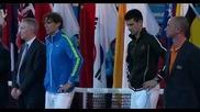Джокович и Надал не могат да стоят прави след 6-часовият двубой