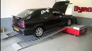 Renault 19 1.4 Дино Тест!