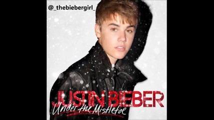 За Първи Път В Сайта - Justin Bieber - Mistletoe (official)