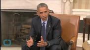 Obama Says 'handful of Senators' Blocking Surveillance Reforms