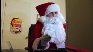 X - mas: порно на компютъра на Дядо Коледа