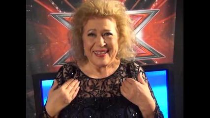 Людмила Йовчева след Live концерта на 17.10.2013 г.