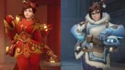 Blizzard връща секси формите на Мей