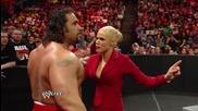 Alexander Rusev vs Xavier Woods - Raw, April 28, 2014