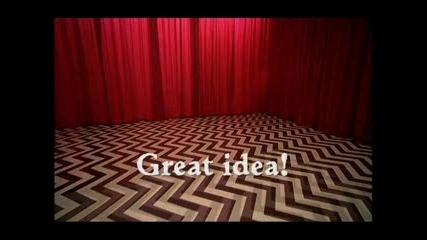 Twin Peaks Birthday Invitation Part.08