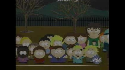 South Park-The Wacky Molestation Adventure