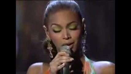 Beyonce - Vois Sur Ton Chemin en los Oscar