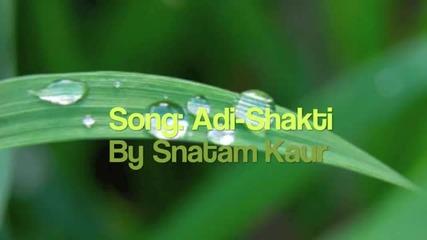 Snatam Kaur - (children's) Adi Shakti