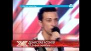 X Factor България - епизод 6 част 1/2 (16.09.2011)