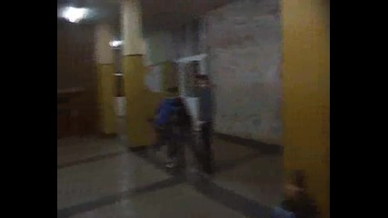 В коридора