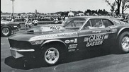 1969 Ford Mustang - Mr. Gasket Gasser