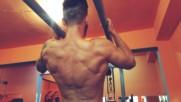 Тренировка за Гръб(B) | Широк гръб | V-образна форма