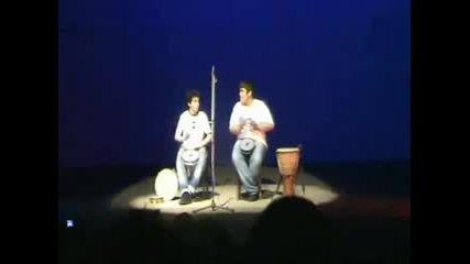 Ден На Таланта: Откриване (Рафито И Стоян)