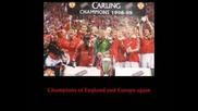 Man United Fc Vs Red Army Choir