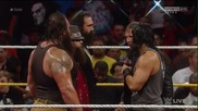 Miz Tv - Рейнс и Амброус разкриват че имат партньор - Raw 15.09.2015