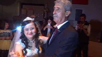 Turkey: Symbolic wedding sees woman with Down syndrome fulfil dream