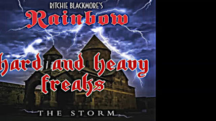 Ritchie Blackmore's Rainbow - 2019 - The Storm (single)