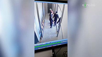 Али Соу нападна Хасани в тунела