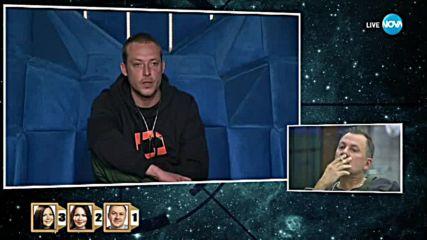 Номинациите на Цецо, Стойко, Wosh, Благой и Златка - Big Brother Most Wanted 2018
