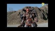 Звездни Рейнджъри Супер Самурай Е19 Бг Аудио