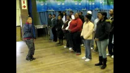 Soweto gospel choir rehearsal homele