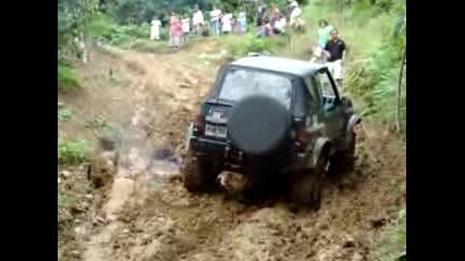 Extreme Suzuki Vitara 4x4 - Chepo - Club 4x4 Panama