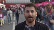 Russia: Messi doppelganger takes Moscow by storm
