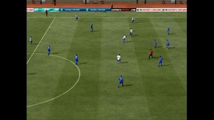 Fifa 12 Цъканица с Левски