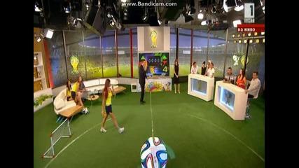 Футбол игра:професионалисти срещу фенове