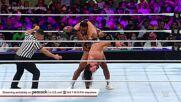 Drew McIntyre kicks out of the Big Ending: WWE Crown Jewel 2021 (WWE Network Exclusive)