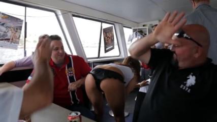 Секс круиз скандализира света