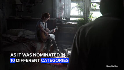 And the nominees for Game of the Year are…